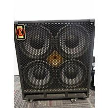 Eden 410-xst Bass Cabinet