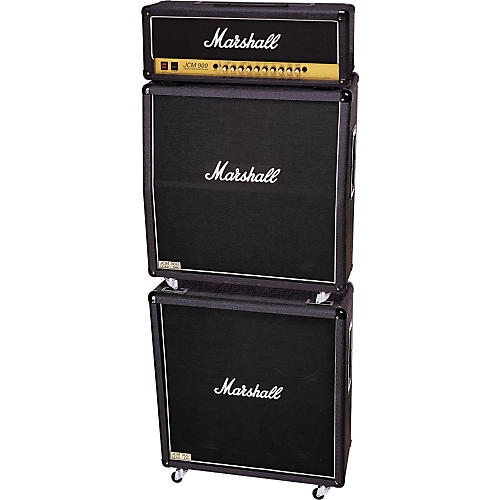 Marshall 4100 Head with 1960A & 1960B Cabinet Package