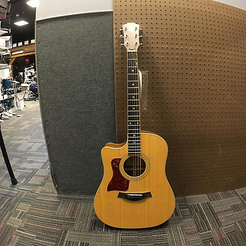 Taylor 410CE Left Handed Acoustic Electric Guitar-thumbnail