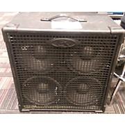410MBE 400W 8OHM 4X10 Bass Cabinet