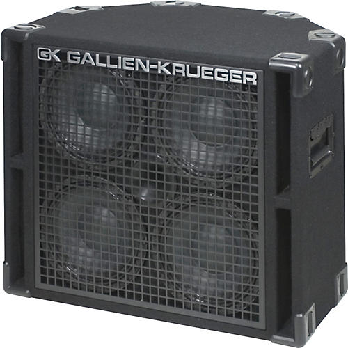 Gallien-Krueger 410RBH 800W 4x10 Bass Cab with Horn