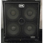 Gallien-Krueger 410RBX 4X10 Bass Cabinet