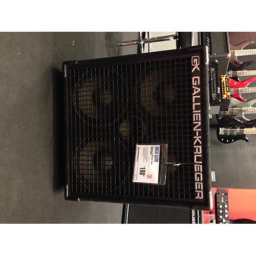 Gallien-Krueger 410SBX Bass Cabinet-thumbnail