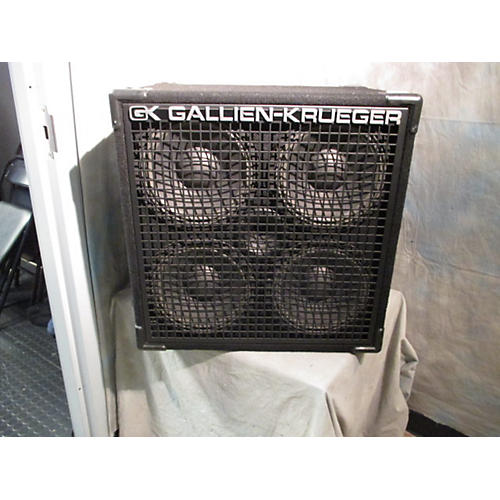 Gallien-Krueger 410SBX PLUS Bass Cabinet