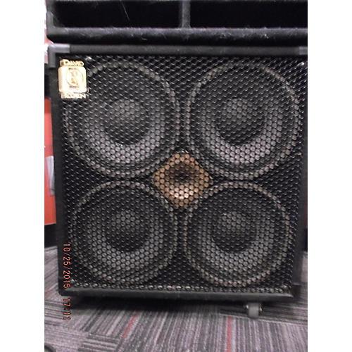 Eden 410T Bass Cabinet