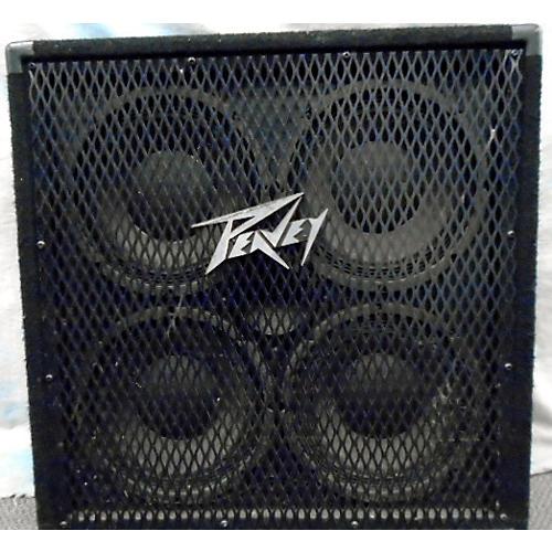 Peavey 410TX 8 OHM Bass Cabinet-thumbnail