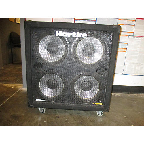 Hartke 410XL 400W 8ohm Bass Cabinet-thumbnail