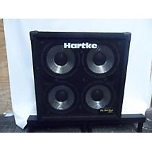 Hartke 410XL 400W Bass Cabinet
