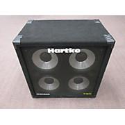Hartke 410XL 400w 8Ohm 4x15 Bass Cabinet