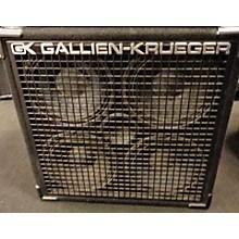 Gallien-Krueger 410sbx Bass Cabinet