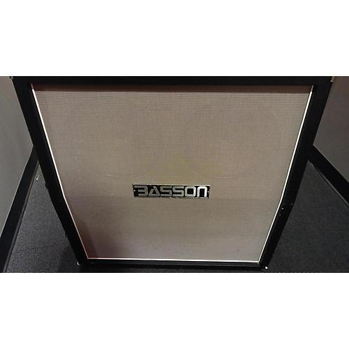 Basson 412 Cabinet Guitar Cabinet