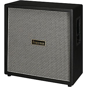 Friedman 412 Checked 170 Watt 4x12 with Celestion Vintage 30 and Greenback Spea... by Friedman