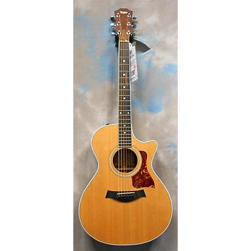 Taylor 412CE Acoustic Electric Guitar-thumbnail