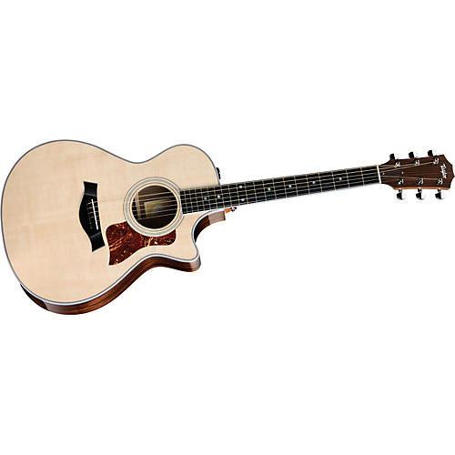 Taylor 412CE-LTD Grand Concert Cutaway Acoustic-Electric Guitar