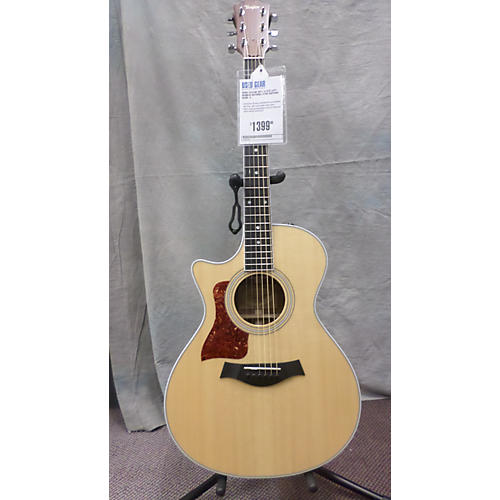 Taylor 412CE Left Handed Acoustic Electric Guitar