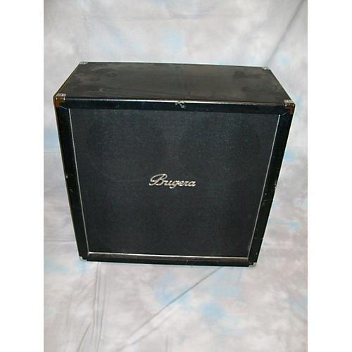 Bugera 412F-BK Classic 200W 4x12 Guitar Cabinet-thumbnail
