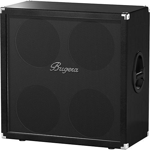 Bugera 412F-BK Classic 200W 4x12 Guitar Speaker Cabinet-thumbnail
