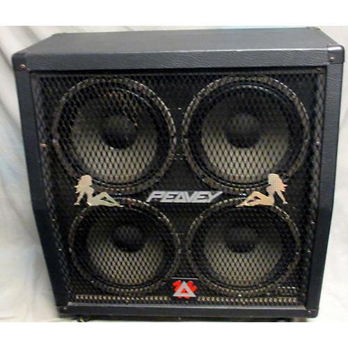 Peavey 412MS Slanted Stereo Guitar Enclosure Guitar Cabinet