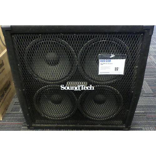 SoundTech 412SC Guitar Cabinet-thumbnail