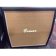 Bogner 412SL 4x12 Slant Guitar Cabinet