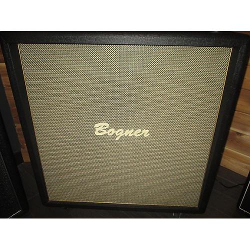 Bogner 412ST 4x12 Straight W/25W Greenbacks Guitar Cabinet-thumbnail
