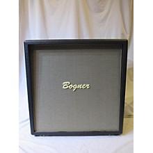 Bogner 412ST 4x12 Straight W/Greenbacks Guitar Cabinet