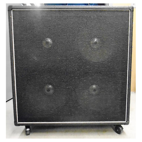 Kustom 412l 1970s 1 Replacement Spkr Guitar Cabinet-thumbnail