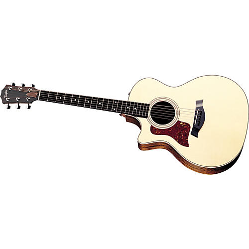 Taylor 414-CE Left-Handed Grand Auditorium Acoustic-Electric Guitar-thumbnail