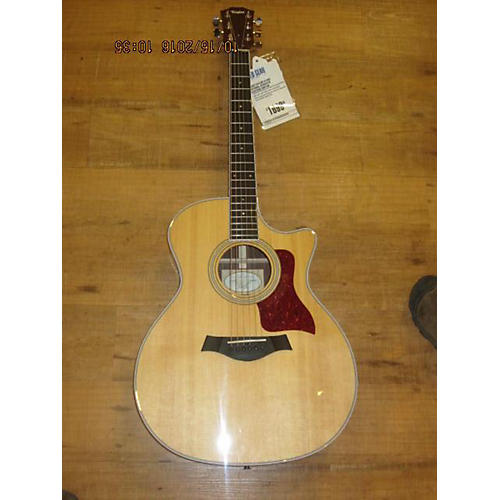 Taylor 414CE Acoustic Electric Guitar Natural