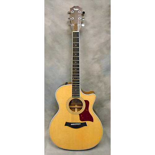 Taylor 414CE Acoustic Electric Guitar Natural