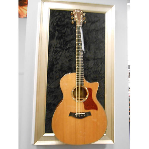 Taylor 414CE Acoustic Electric Guitar-thumbnail
