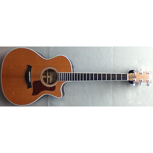 Taylor 414CE FLTD NATURL Acoustic Electric Guitar
