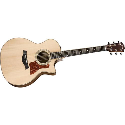 Taylor 414CE-LTD Grand Auditorium Cutaway Acoustic-Electric Guitar