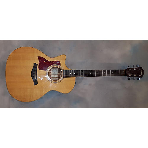 Taylor 414CE Left Handed Acoustic Electric Guitar