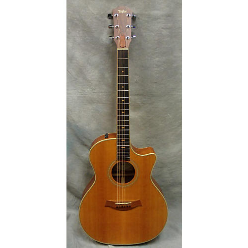 Taylor 414CE Spring Limited Acoustic Electric Guitar-thumbnail