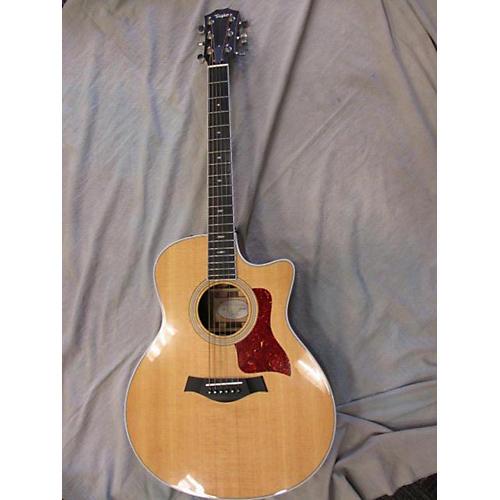 Taylor 416CE Acoustic Electric Guitar-thumbnail