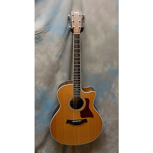 Taylor 416CE Acoustic Electric Guitar-thumbnail