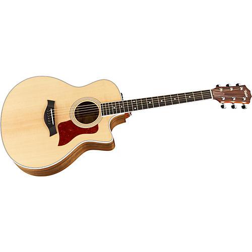 Taylor 416CE Grand Symphony Acoustic-Electric Guitar (2011 Model)