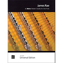 Carl Fischer 42 More Modern Studies for Solo Flute