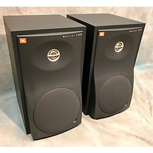 Pre-owned JBL 4206 Studio Monitor Pair Unpowered Monitor