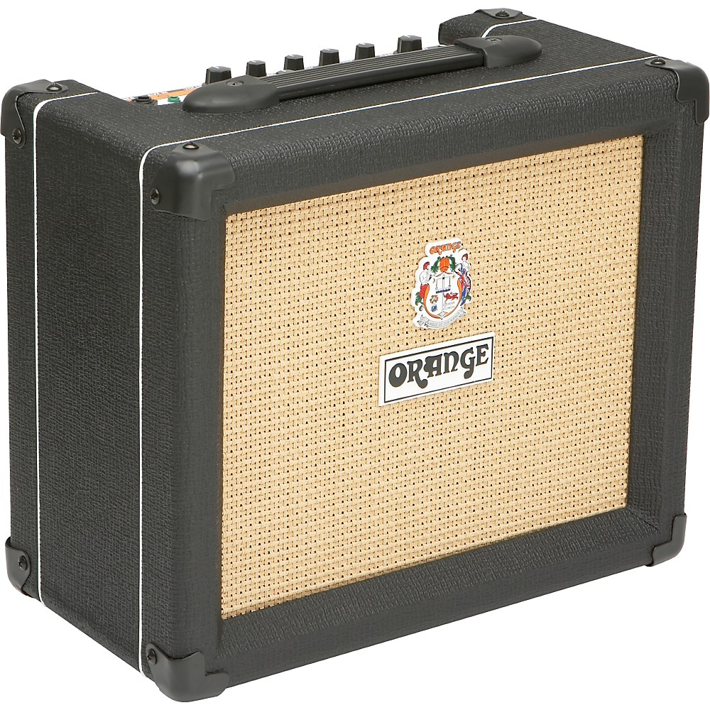 Orange Amplifiers Crush PiX Series CR20LDX 20W 1x8 Guitar Combo Amp Black