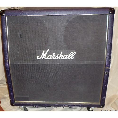 Marshall 425A Guitar Cabinet Purple