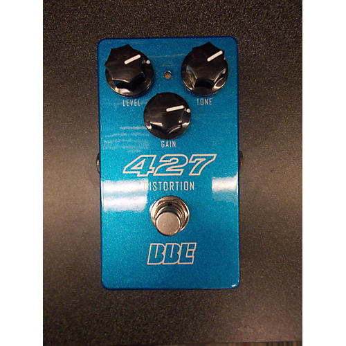 BBE 427 Distortion Effect Pedal-thumbnail