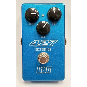 Pre-owned BBE 427 Distortion Effect Pedal by BBE