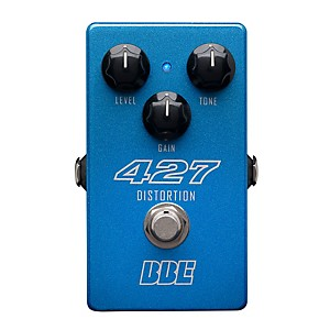 BBE 427 Distortion Guitar Effects Pedal by BBE