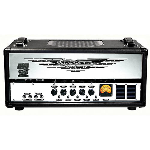 Ashdown 427 Small Block All-Tube Bass Head Black