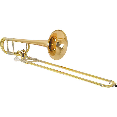 Bach 42A Stradivarius Trombone with Hagmann Valve-thumbnail