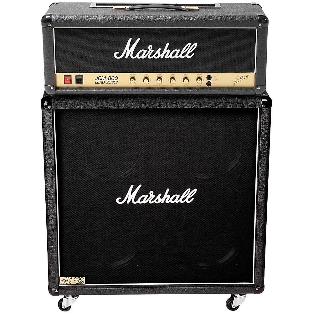 Marshall Jcm800 2203X Vintage And 1960A Half Stack Angled 1300744181263