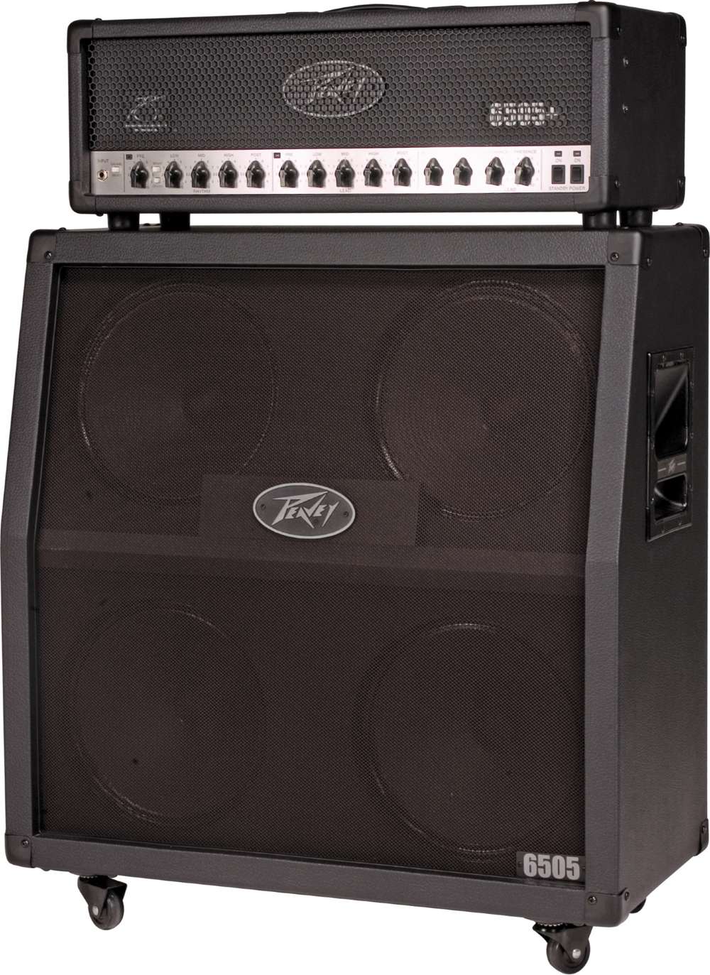6505 120w tube guitar amp head and 300w 4x12 speaker cab half stack ebay. Black Bedroom Furniture Sets. Home Design Ideas