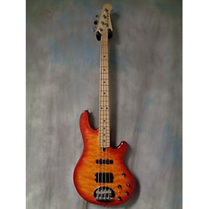 Pre-owned Lakland 44-02 Skyline Series Electric Bass Guitar by Lakland